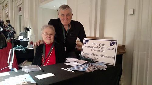 2018 NYINC John Nancy Wilson at registration