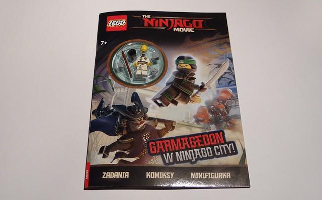 RECENZJA Garmagedon w Ninjago City 1