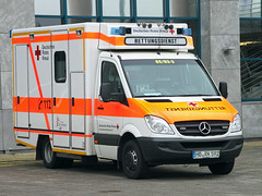 Ambulances & first response cars