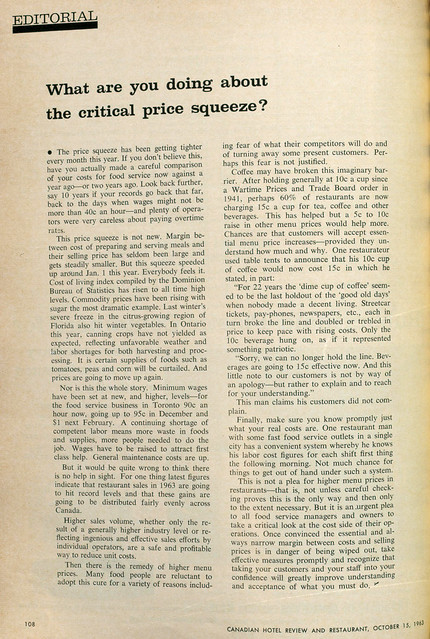 CHRR 1963-10-15 EDITORIAL ON WAGE