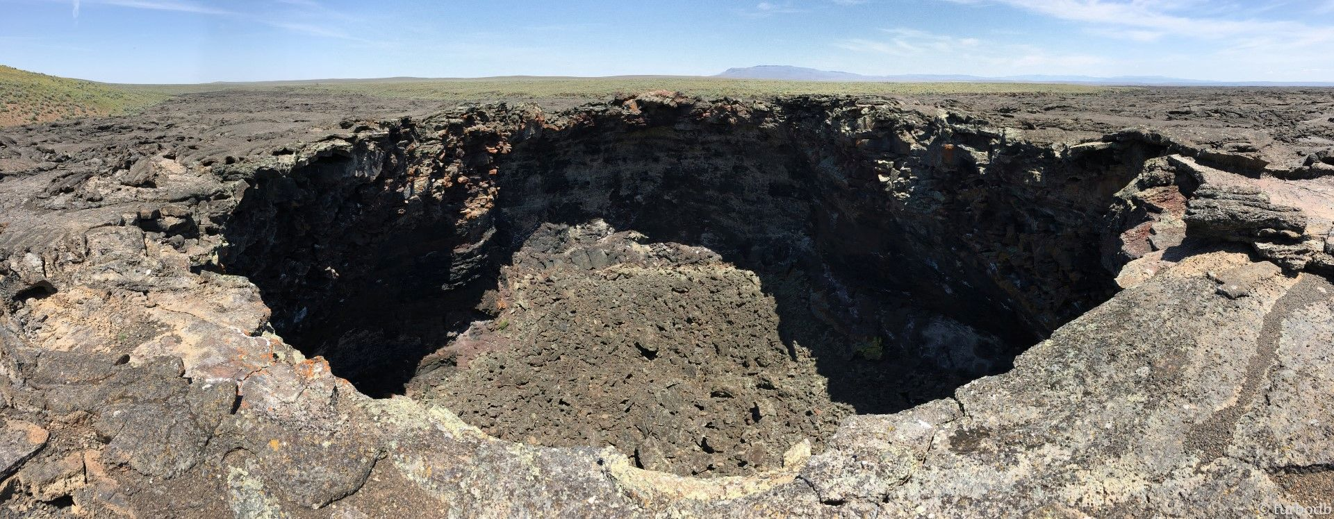 A trip to the Owyhee Canyonlands Part 2 - Owyhee, Jordan Craters