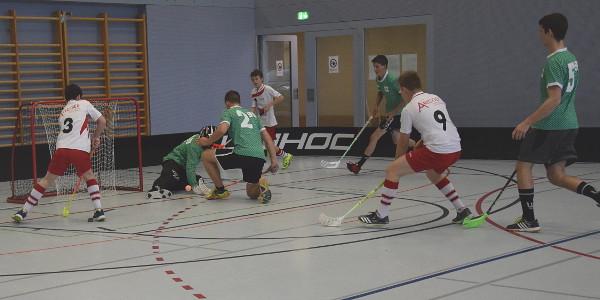 Angebot Unihockey Nachwuchs