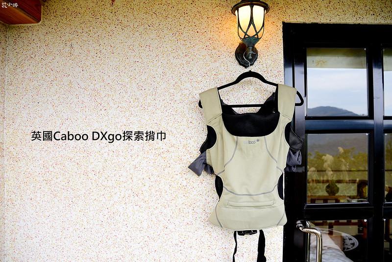 英國Caboo DXgo探索揹巾推薦嬰兒揹巾 (9)