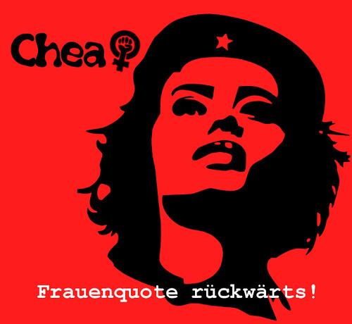 weiblicher Che