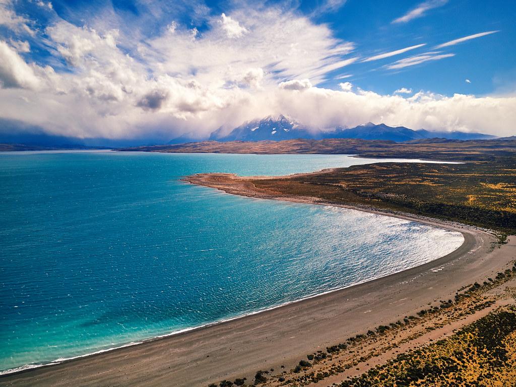 Lago Sarmiento, Patagonia