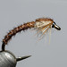 Cove style pheasant tail nymph