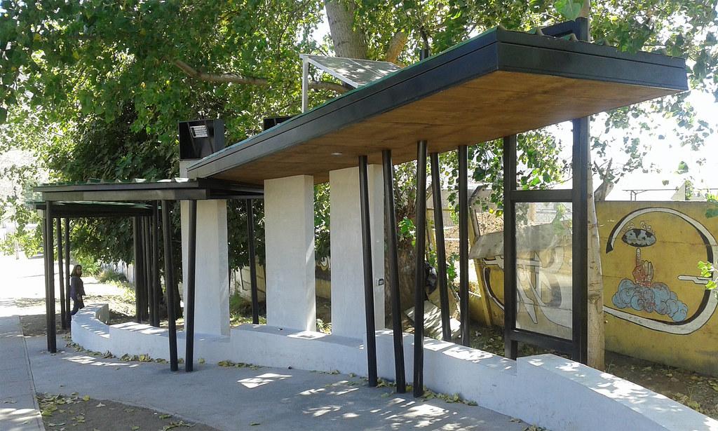 Refugios Peatonales - Barrio Santa Rosa – Salamanca