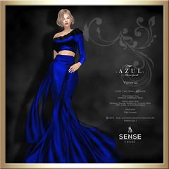 (AD) -AZUL- Verena [SENSE]