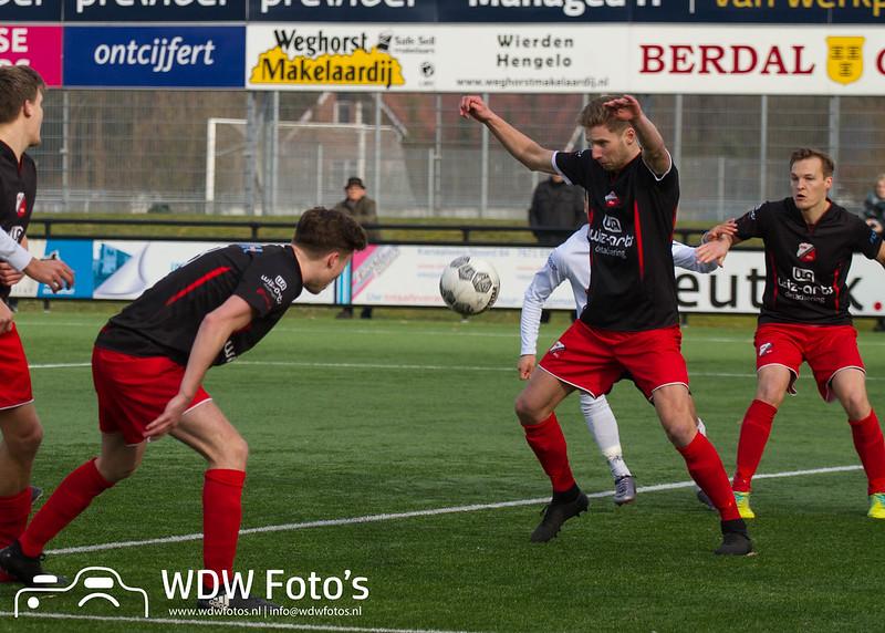 SVZW - Flevo Boys (1-1)