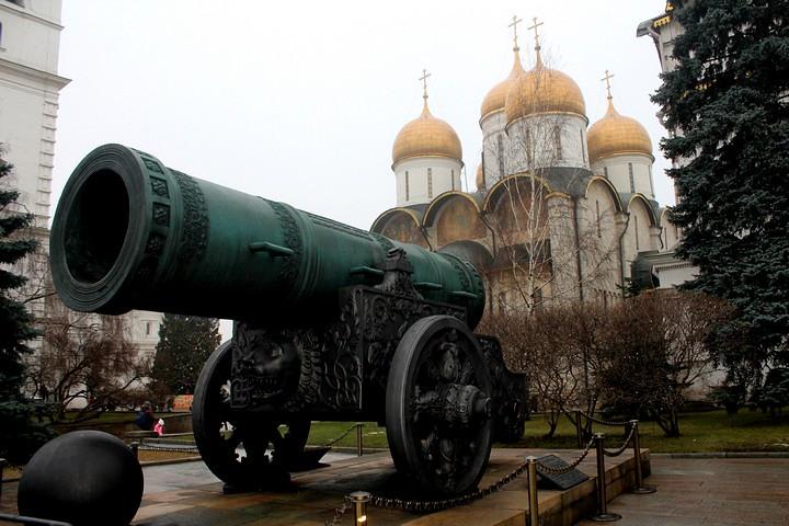 Que ver en el Kremlin de Moscú