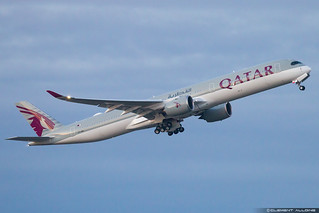 Qatar Airways Airbus A350-1041 cn 088 A7-ANA