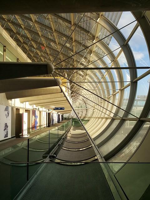 Roissy airport - Charles de Gaulle Paris, France