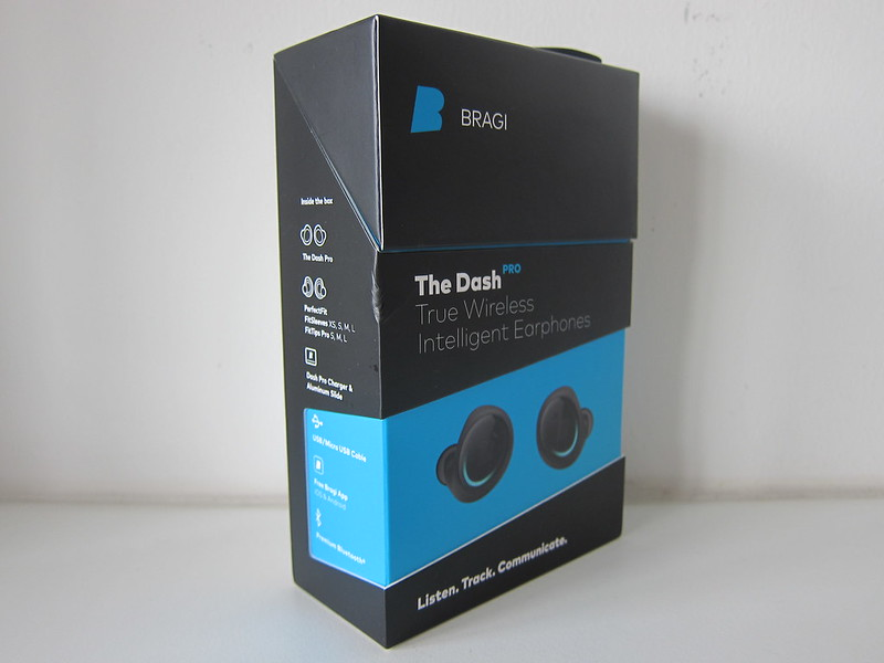 Bragi The Dash Pro - Box
