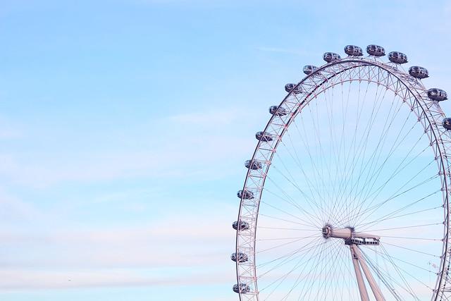 London eye cut