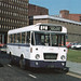 VOD 123K - Marshall Bodied Bristol LHS approaching Gallowgate, Newcastle Upon Tyne