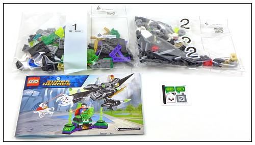 LEGO DC SuperHeroes 76096 Superman & Krypto Team-Up 03
