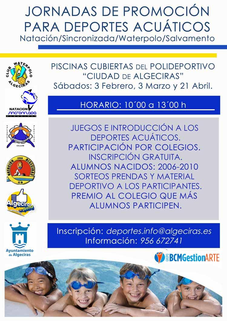 CARTEL JORNADAS DEPORTES ACUÁTICOS4