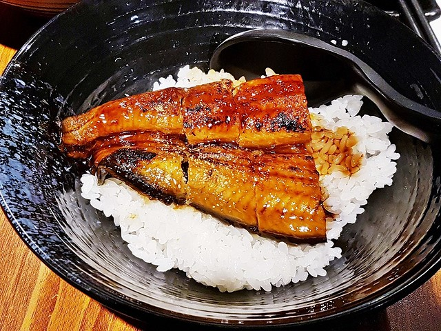 Unagi Don / Grilled Freshwater Eel With Rice