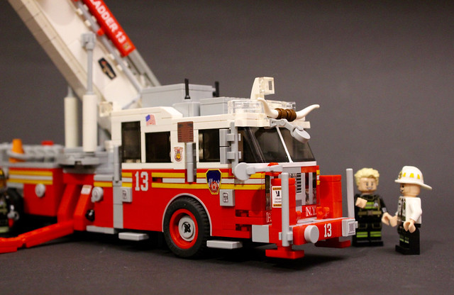 FDNY Tower Ladder 13