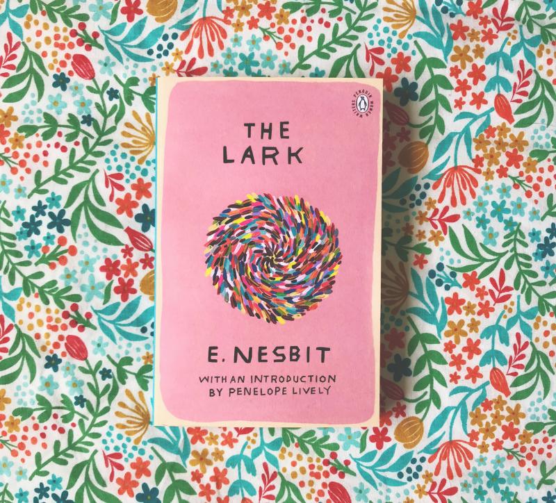 the lark e nesbit penguin women writers book haul vivatramp