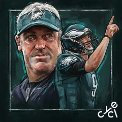Philadelphia Eagles....World Champions!