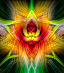 Spiritual Twirl Art