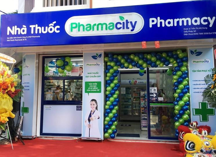 Pharmacity Nguyễn Thiện Thuật