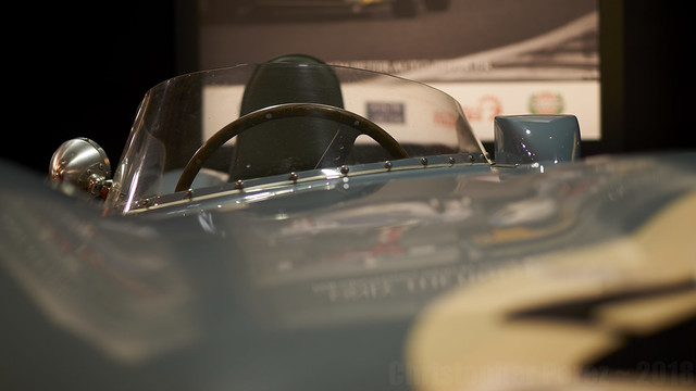 Jaguar D-type ~ Retromobile 2018