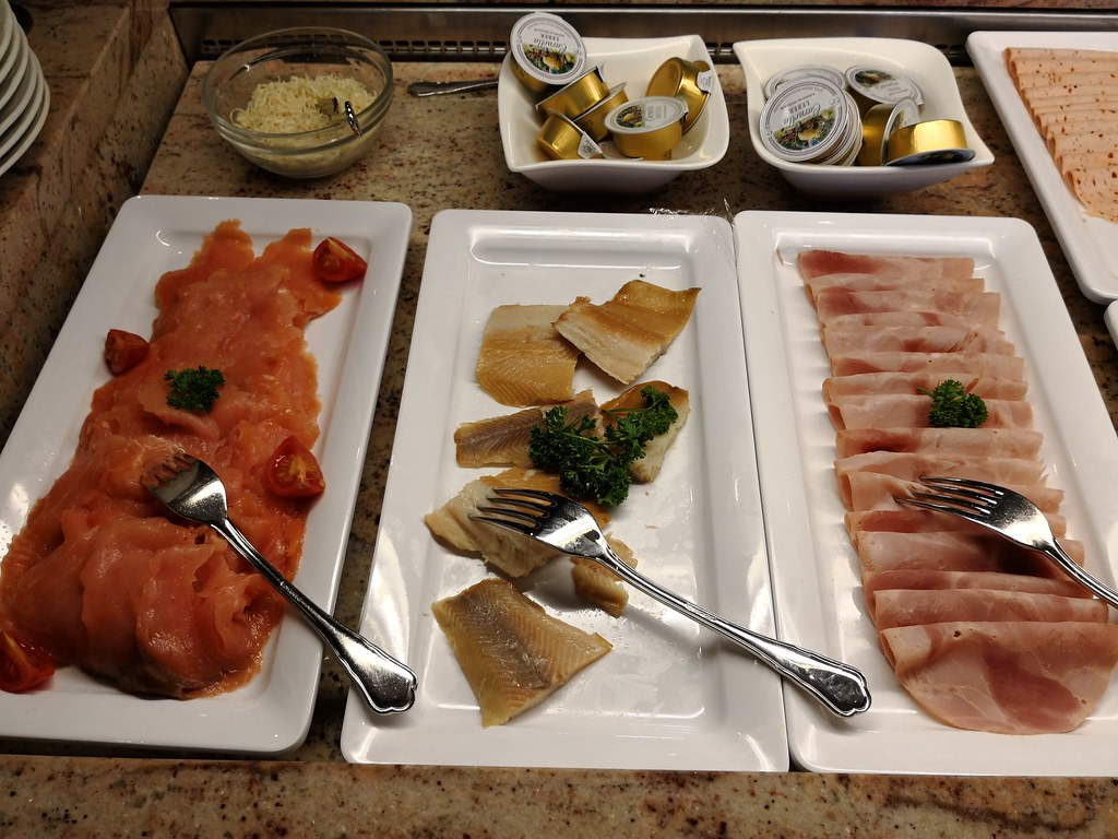 Charcuterie and smoked fish