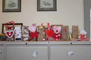 Staff Valentine Bags
