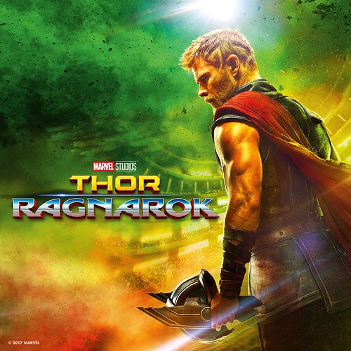 Thor: Ragnarok (plus Bonus Features)