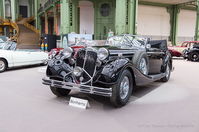 Horch 853A Sportcabriolet - 1939