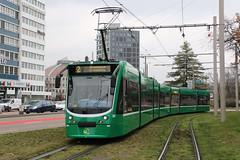 2018-02-20, Basel, Bahnhof SBB (Nauenstrasse)