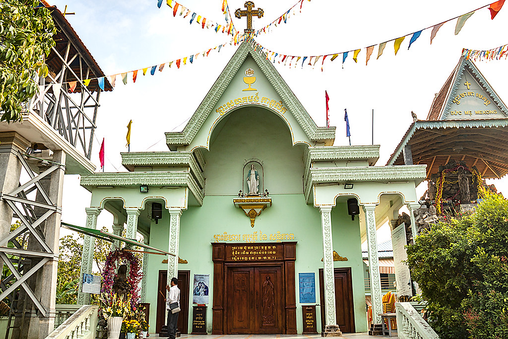 Lady of the Mekong Church--Akreiy Ksatr