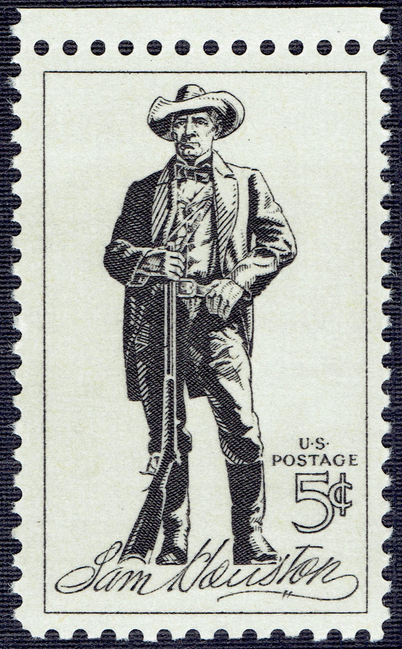 United States - Scott #1242 (1964)
