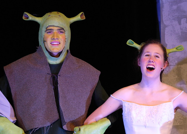 Shrek Performance Photos