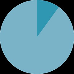 Pie chart slice