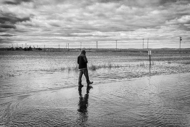 Plum Island Flood