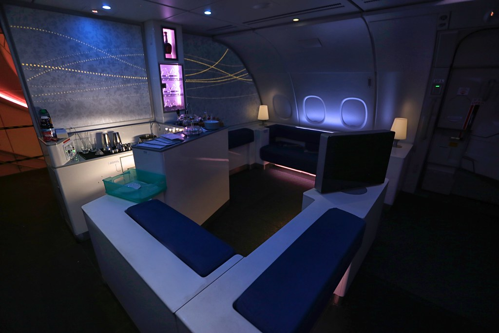 Korean Air A380 First Class 60