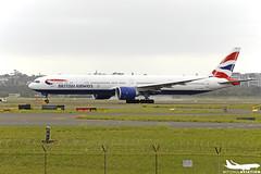 British Airways – G-STBI