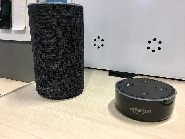Amazon Echo series