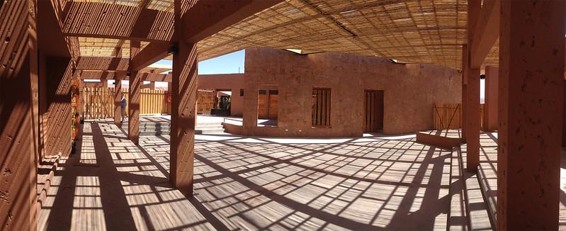 Centro Comunitario - Barrio Yacktamarí Lickan – San Pedro de Atacama