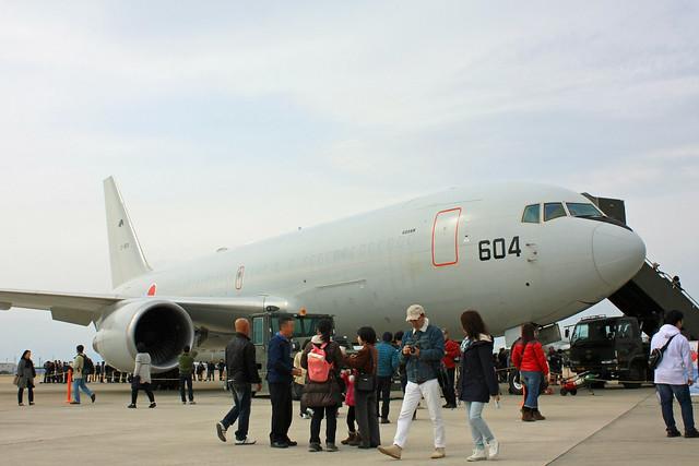 KC-767 87-3604 第1輸送航空隊 第404飛行隊 IMG_3452_2