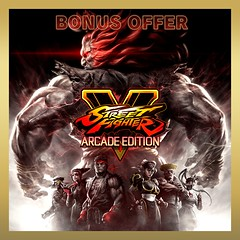STREET FIGHTER V ARCADE EDITION DELUXE