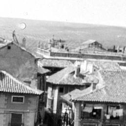 Toledo el 25 de mayo de 1926.Fotografía de Edward Oscar Ulrich © The Smithsonian Institution. Signatura SIA2010-3368