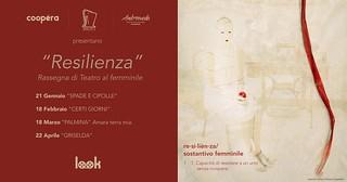 Resilienza - Rassegna Putignano
