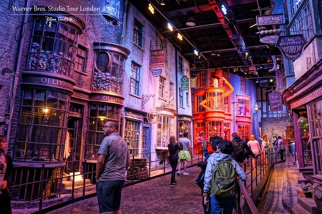 The Making of Harry Potter Studio Tour London 30