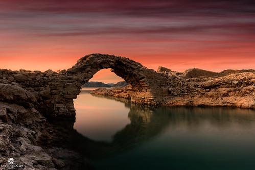 Devil's bridge (First century), the legend of the dragon's lair - Socovos (Albacete, Spain)