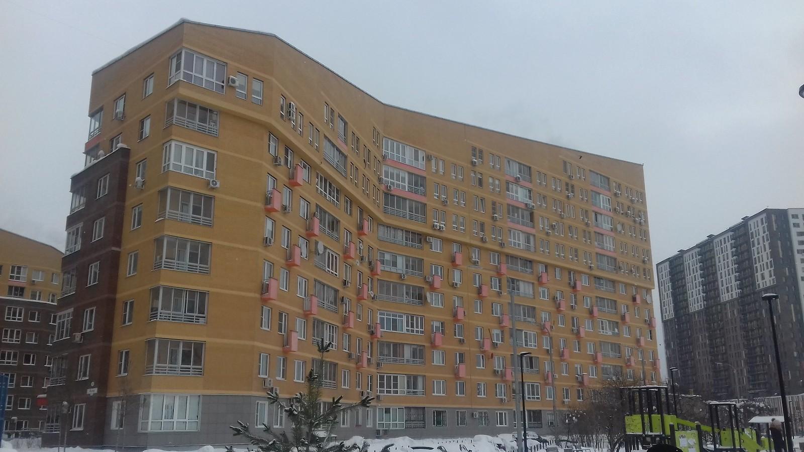 Посёлок Коммунарка (Москва). Часть четвёртая