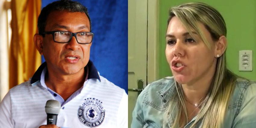 Secretária paga quase meio milhão de reais à empresa de Goiás antes de deixar o cargo, Alfaia e Melina